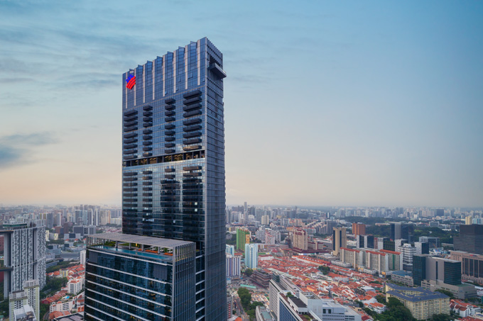Wallich Residence – Singapore's Tallest Residence
